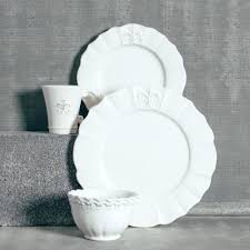 Nautical Themed Dinnerware Sets - fifth 222 dinnerware jeremie corp dessert salad plate tabletop and