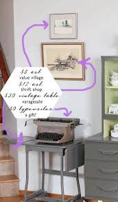 How To Decorate Our Home How To Use Thrift Shop Items In Your Decor