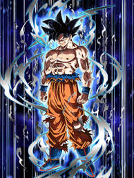 pulsation force goku ultra instinct