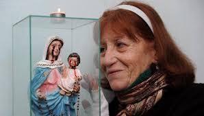 imágenes religiosas que lloran sangre misterios religiosos marta rosemberg crónica yo espiritual