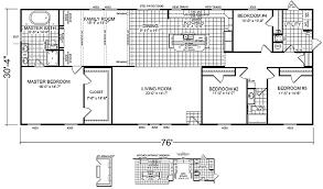 2 Bedroom Manufactured Home Clever Design 2 Bedroom Double Wide Mobile Home Floor Plans 11
