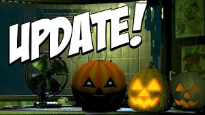 five nights at freddys 1 3 halloween update gameplay new