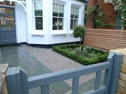contemporary front garden design n10 garden pinterest