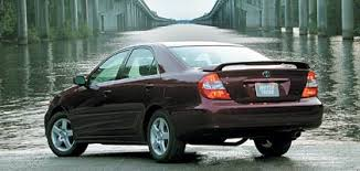2002 toyota camry reviews and rating motor trend
