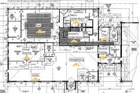 la fitness floor plan interactive floor plans