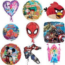 foil balloons characters foil balloons balloons world online
