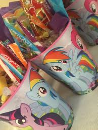 My Little Pony Party Decorations My Little Pony Party Favors My Little Pony Pinterest My