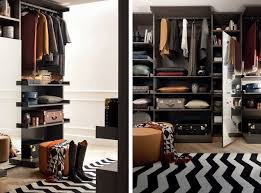 modern walk in closet ben novamobili