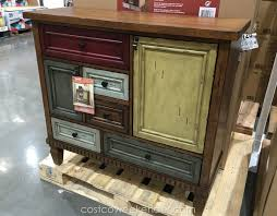 bayside furnishings accent cabinet costco red accent cabinet home furniture decoration
