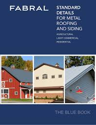 smacna architectural manual standard details for metal roofing and siding the blue book