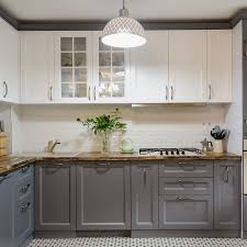 gray stained kitchen cupboards how to paint kitchen cabinets without sanding this house