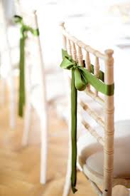 chair ribbons best 25 green ribbon ideas on silk ribbon forest