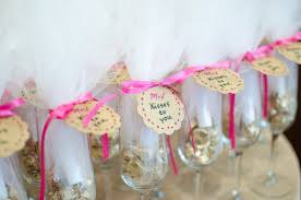 bridal brunch favors modern bridal shower with a pink gold black color