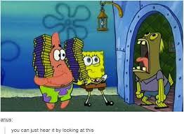 Chocolate Spongebob Meme - chocolate know your meme