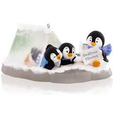 2015 penguin tales penguins bedtime and ornament