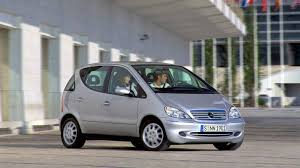 mercedes city car why are we just now getting the mercedes a class
