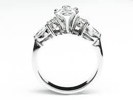 marquise diamond engagement rings engagement ring marquise diamond engagement ring marquise u0026 round