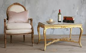 stupendous gold coffee tables 132 mitchell gold van coffee