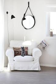 Ektorp Armchair Cover Deconstructed Slipcovers Like Paola Navone U0027s Fab Ghost Chair