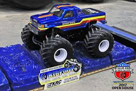 monster truck bigfoot video 2017 bigfoot 4 4 open house u2013 april 29 2017 trigger king rc