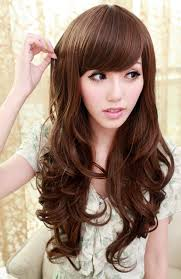 waivy korean hair style elegant fashion charming chinese korean girls women s hot sale