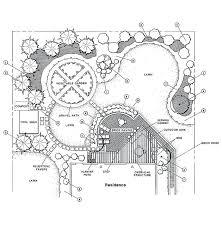 Landscape Lighting Plan How To Plan Landscape Landscape Garden Plan House W