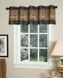 Fishtail Swags Valances Bellagio Lined Grommet Valance Pretty Windows