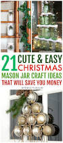 21 diy christmas mason jars to gift or decorate with beauty