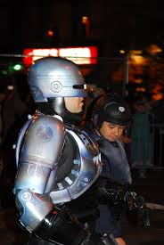 Robocop Halloween Costume U0027s Photos Parade Robocop Flickr Hive Mind