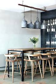 le chauffante cuisine table cuisine industrielle table de cuisine haute ikea table style