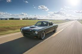 widebody mustang 1965 all carbon fiber widebody mustang fastback