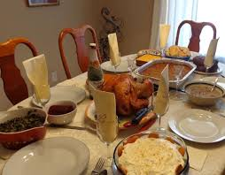 find a free thanksgiving dinner