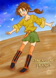 treasure planet mobile wallpaper 1066111 zerochan anime image board
