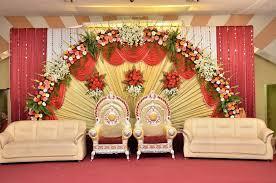Wedding Ideas Stage Wedding Decoration flower decoration for