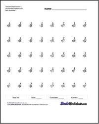division worksheets for roots math worksheets pinterest