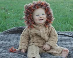 Baby Lion Costume Baby Lion Costume Etsy
