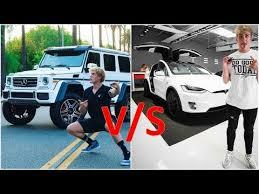 jake paul car top 10 most expensive youtuber cars jake paul tanner fox ricegum