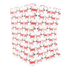 dachshund christmas wrapping paper dachshund dog mad gifts