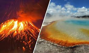 world s largest lava l yellowstone ready world s biggest volcano about to burst and