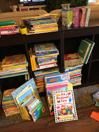 trashouttuesday we gathered all the children u0027s books from around