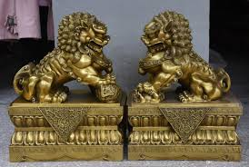 images of foo dogs 2018 22 folk fengshui brass foo dogs guardian door