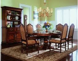 Hooker Dining Tables by Waverly Place Round Pedestal Dining Table By Hooker Horton U0027s