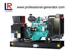 water cooling 200kva 160kw electric open diesel generator set with