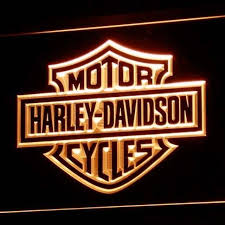 harley davidson lighted signs best harley davidson led lighted sign for sale in appleton