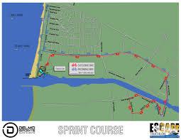 Map Of Wildwood Nj Escape The Cape Triathlon And Aquabike Set To Make A Splash 1 500
