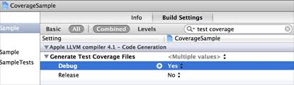 how to easily measure code coverage in xcode u2022 quality coding