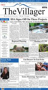 the villager ellicottville apr25 may2 2013 volume 8 issue 17 by