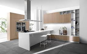 Italian Kitchen Furniture New Kitchen Design With Modular Furniture From Snaidero