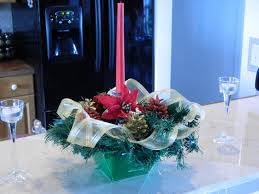 Christmas Table Centerpiece by Christmas Table Centerpiece Youtube