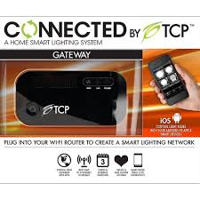 tcp 600gwb connected at home wireless lighting gateway